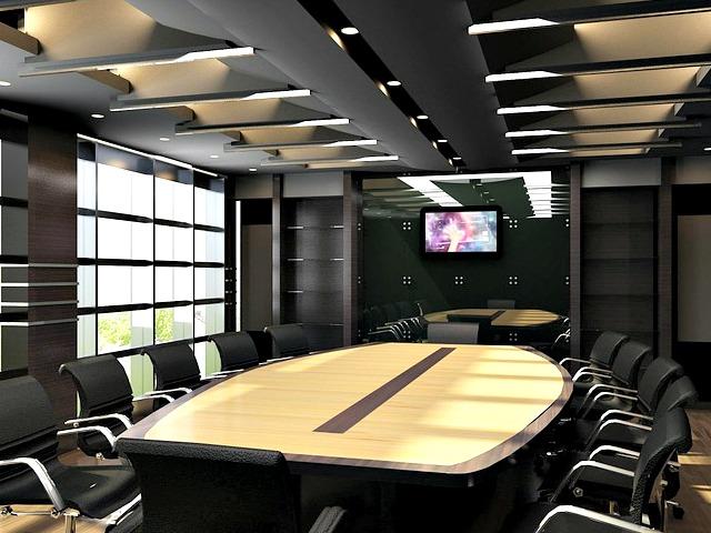 L'écran interactif, une solution pour les réunions d'entreprises